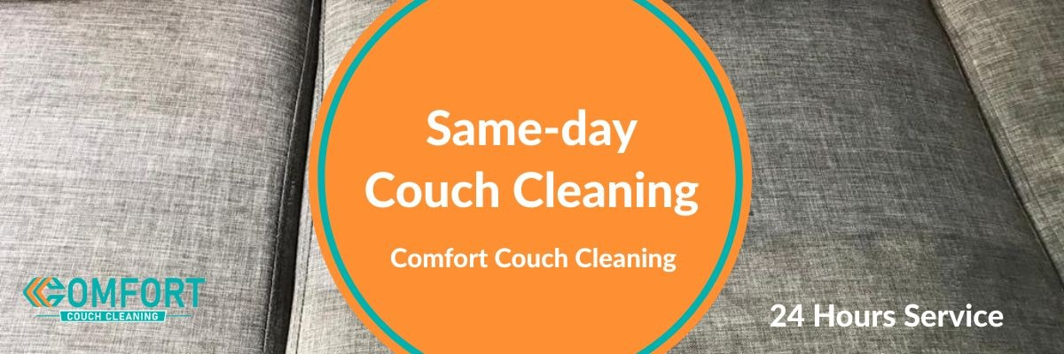 Comfort, Same Day Couch Cleaning Brisbane